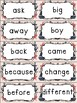 Fry's Sight Word Cards (1-500) Nautical Edition