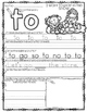 Fry's Sight Word Practice Worksheets-SET 3