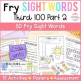 Fry's Sight Words Curriculum - Third 100 Part 2