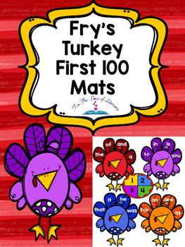 Fry's Turkey Mats- First 100