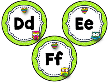 Fry's Word Wall Words 1-300 Word with EDITABLE cards Bright Owls