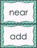 Fry word wall words (Third 100)