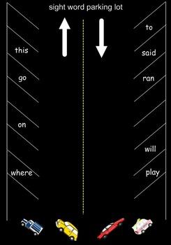 Sight words smartboard games Freebie