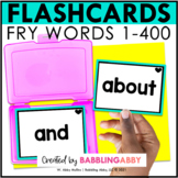 Frye Sight Word Flashcards #1-400