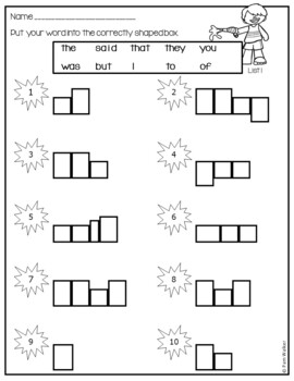 "Fry Sight Words on the ""iPad"""