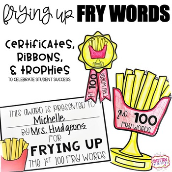 Frying Up Fry Words (a management system to track growth)