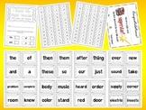 Fry's 1000 Sight Words Flash Cards Super Bundle by EdTunes Jr.