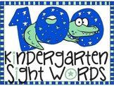 Fry's First 100 Kindergarten Sight Words Flash Cards