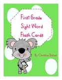 Fry's First Grade Sight Word Flashcards