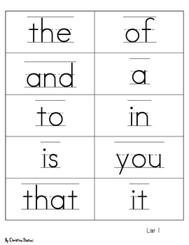 photograph about First Grade Sight Words Flash Cards Printable identified as Frys Initially Quality Sight Phrase Flashcards