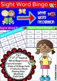 Sight Word Bingo BUNDLE - Fry's First, Second, & Third Hun