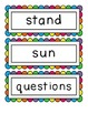 Fry's Fourth 100 Sight Words - Word Wall