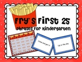 Fry's Instant Phrases Kindergarten Edition GAME SHOW for PowerPoint