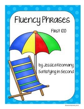 1st 100 Fluency Phrases