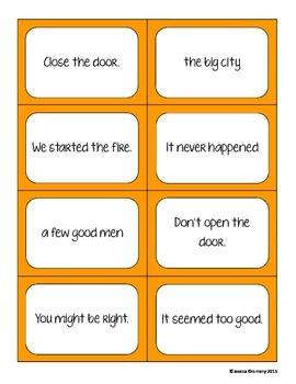 3rd 100 Fluency Phrases