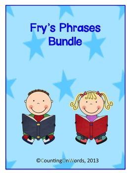Fry's Phrases Bundle - All Six Sets