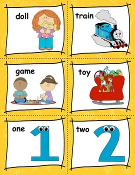 Fry's Picture Nouns