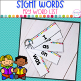 Fry's Sight Word Bundle