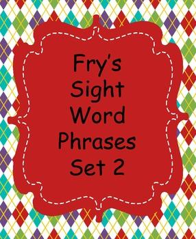 Fry's Sight Words