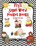 Fry's Sight Word Pocket / Sticker Books { Second 500 }