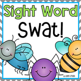 Fry's First 200 Words Sight Word Swat Game