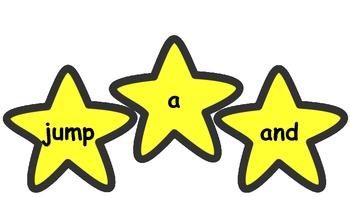 Fry's Stargazing Sight Words