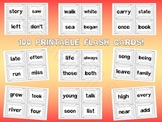 Fry's Third 100 Sight Words Flash Cards by EdTunes Jr.