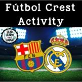 Fútbol Crest Activity