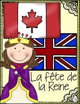 Victoria Day ~ French ~ Fête de la Reine