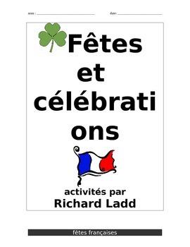 Fêtes et célébrations