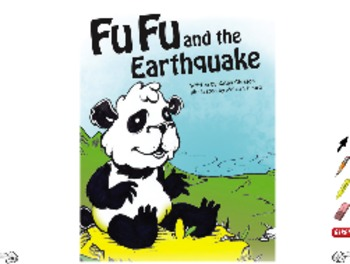 FuFu and the Earthquake - ActivInspire Flipchart