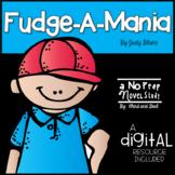 Fudge-A-Mania Novel Study and DIGITAL Resource