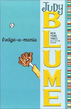 Fudge-A-Mania Vocabulary Quizzes