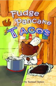 Fudge Pancake Tacos - THE SNIPS series