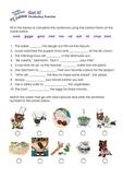 THE SNIPS: Fudge Pancake Tacos Activity - Vocabulary Challenge 2