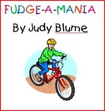 Fudge-a-mania ELA Common Core Unit