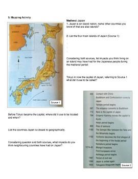 Fuedal Japan Unit