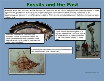 Fuels and Fossils - A Third Grade PowerPoint Introduction
