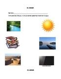 Fuentes y estados del agua