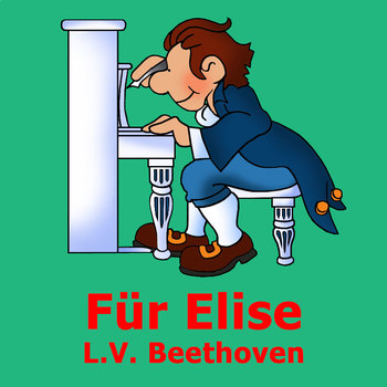 Boomwhackers and piano -Für Elise- L.V.Beethoven