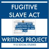 Fugitive Slave Act Community Discussion