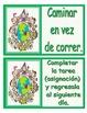 Fulanitos reglas (Sticky Kids) español