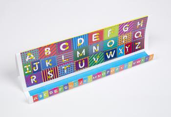 Full Alphabet GrandStand