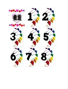 Back to School: Full Calendar Set - Seasonally Themed - HUGE lot! 92 pages