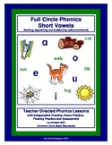 Full Circle Phonics - Book 1 - Short Vowels