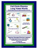 Full Circle Phonics - Book 2 - Long Vowels