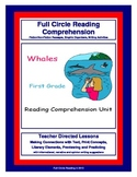 Full Circle Reading Comprehension - Whales