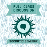 Full-Class Discussion: Socratic Seminar