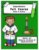 Full Comprehensive Course - Ontario Science 8