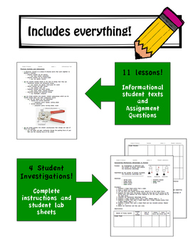 Full Comprehensive Unit - Structures/Mechanisms - Systems - Ontario Science 8